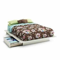 3160217 Full/Queen Platform Bed  with drawers
