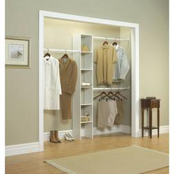 "CLOSETMAID 48400 83"" White Closet Organizer"