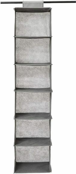 6-Tier Hanging Shelf Closet Storage Organizer - AQ-NON1016