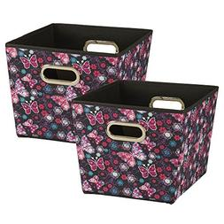 Household Essentials 99 Medium Tapered Decorative Storage Bi