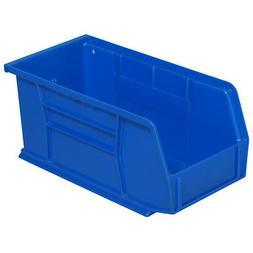 Akro-Mils 30230BLUE Blue Stack & Hang Bin 10-7/8D x 5-1/2W x