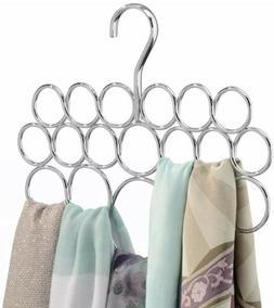 axis metal loop scarf belt tie hanger