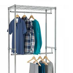 closet garment rack home storage heavy duty