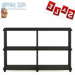 Double Closet Mount Rack Durable Shelf Storage Turn-N-Tube 3
