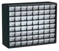 "AKRO-MILS 10164 15-13/16""L x 20""W x 6-3/8""H Black Drawer Bin"