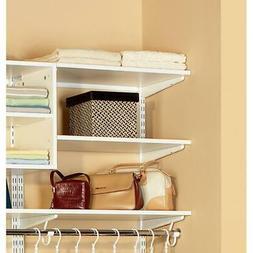 Organized Living freedomRail Wood Shelf, 24-inch x 14-inch -