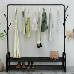 Garment Rack Heavy Duty Clothes Hanger Portable Closet Organ