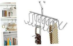 iDesign Axis Metal Hanger, Hanging Closet Organization Stora
