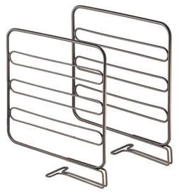 iDesign Classico Shelf Divider/Closet Organizer  06651