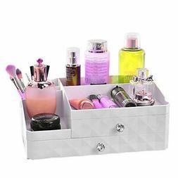 WEBI Jewelry & Makeup Drawer Organizer: Large Capacity,