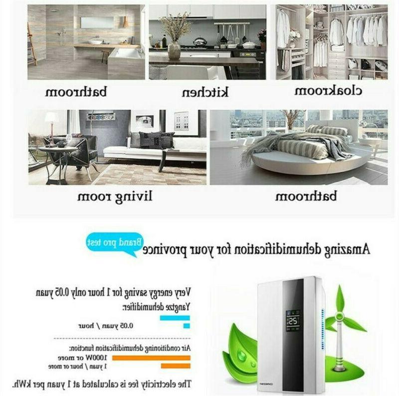 110V 2.2L Basement Bedroom Mini Absorption Home