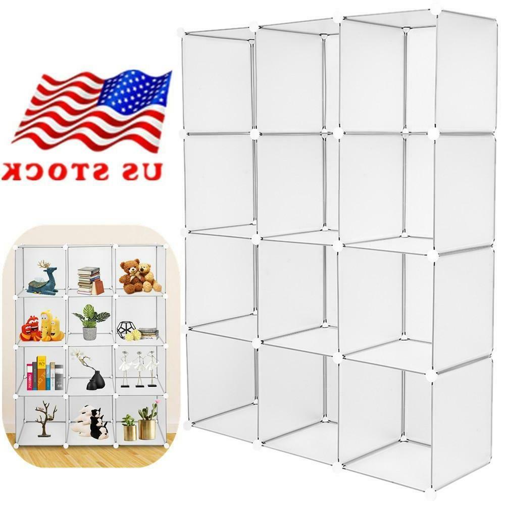 12 cube book shelf storage shelves closet