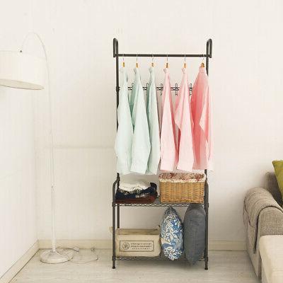 Home Garment Shelf