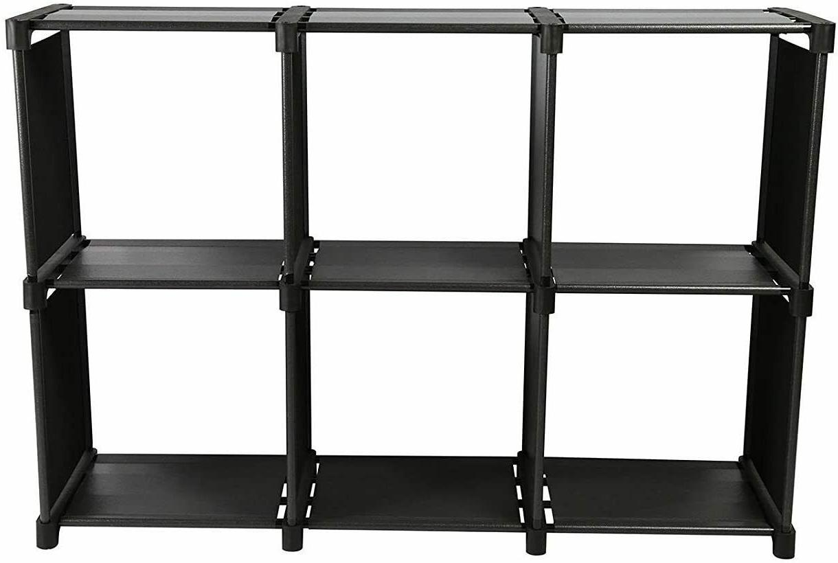 3 Storage Cabinet Closet Shelf