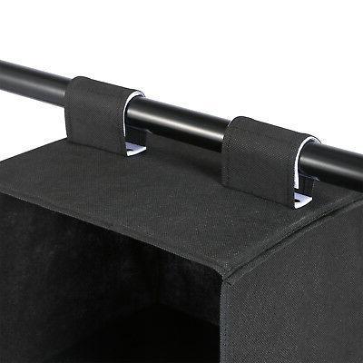 6-Shelf Clothing Socks Storage Box Clothes Holder