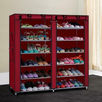 6 Tier Shoe Rack Shoe Shelf Organizer
