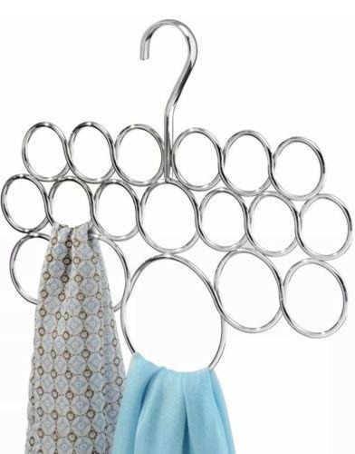 Axis Metal Loop Belt, Tie No Snag Closet Holder