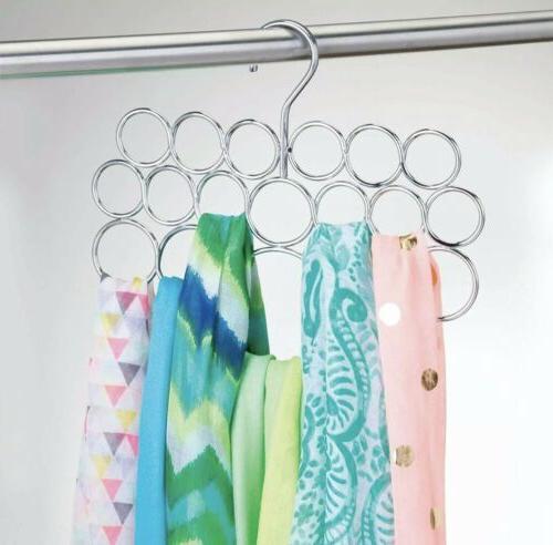 Axis Metal Loop Belt, Hanger, No Snag Closet