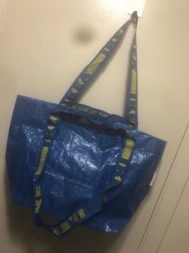 IKEA Small Blue Shopping 10 5/8 x 20 5/8