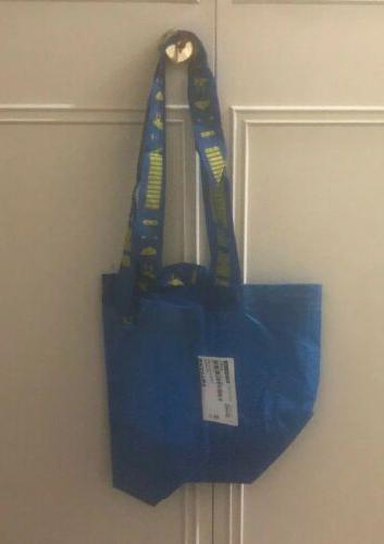 IKEA Blue Bags 10 5/8