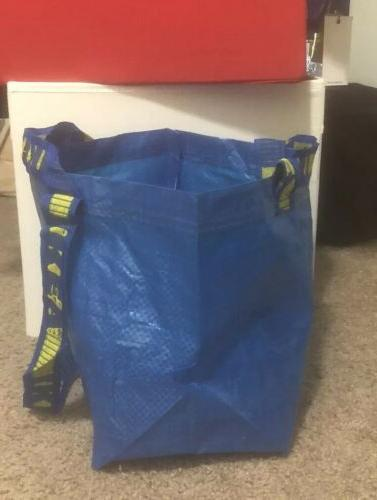 IKEA FRAKTA Blue Shopping 10 x 20 5/8