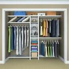 Closetmaid Closet Organizer Bedroom Storage Shelves Narrow W