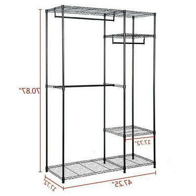 Closet Organizer System Clothes Storage