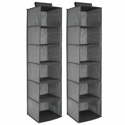mDesign Shelves, Dark Gray