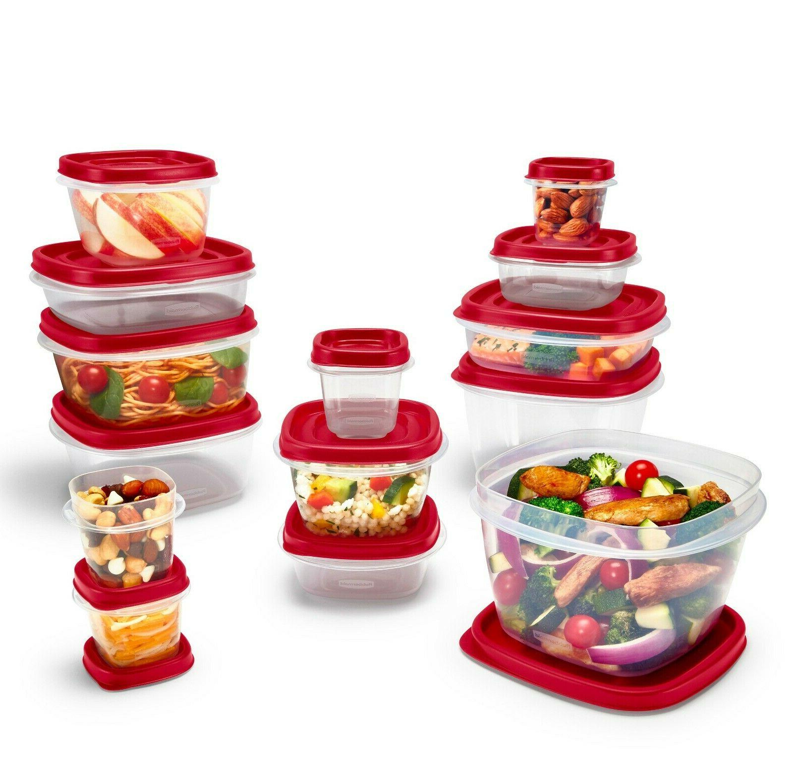 food storage containers easy find vented lids