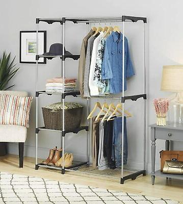 Garage Storage Organizer Closet Organization Rod