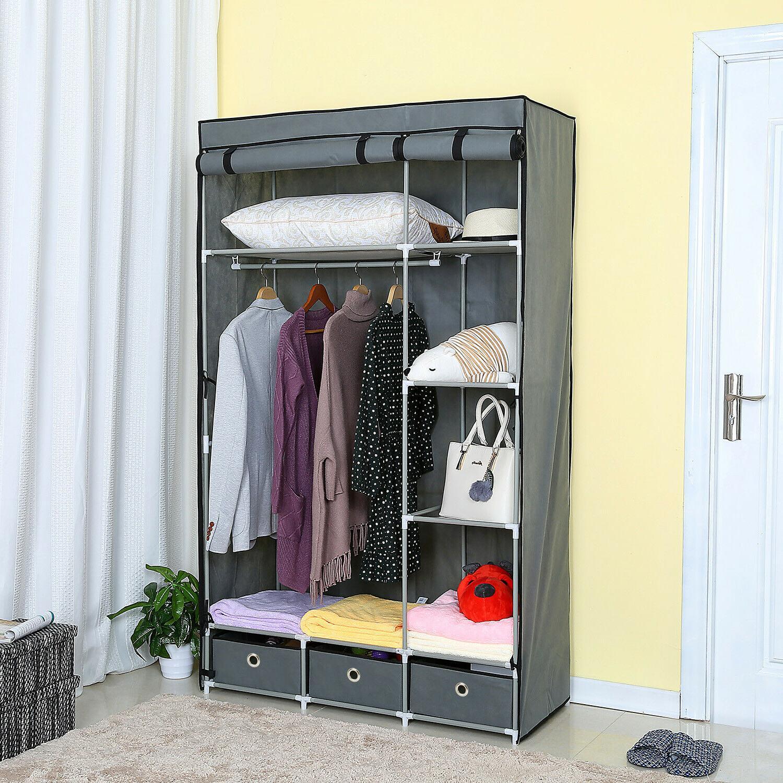 Heavy Closet Wardrobe Rack