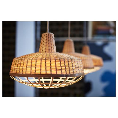 Ikea Lamp Bamboo