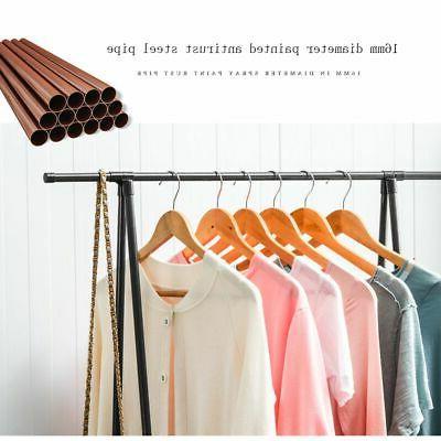 Movable Rack Shoe Shelf Garment Hanger