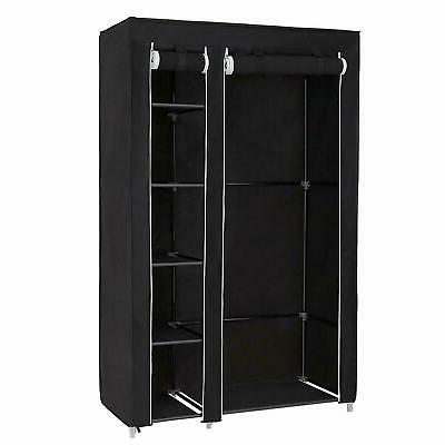 New Design Portable Closet Storage Organizer Clothes Wardrob
