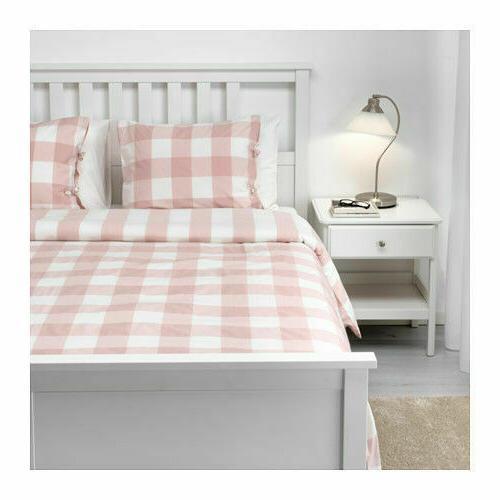 New IKEA RUTA Twin and pillowcase,
