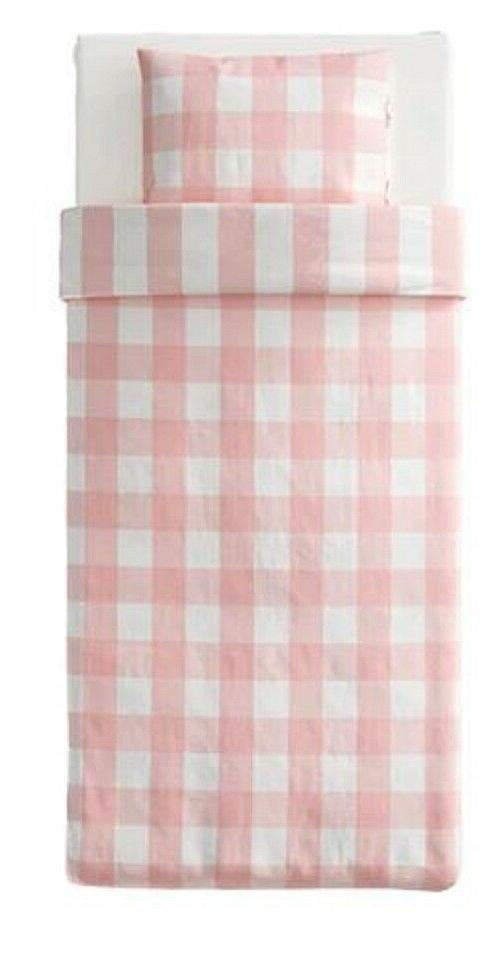 New Twin Duvet cover pillowcase,