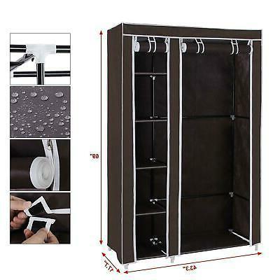 Portable Storage Clothes Fabric Shoe