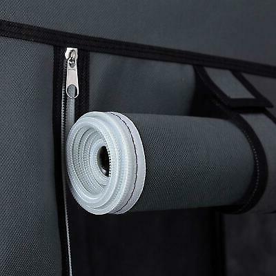 Portable Storage Clothes Non-Woven Wardrobe Shoe