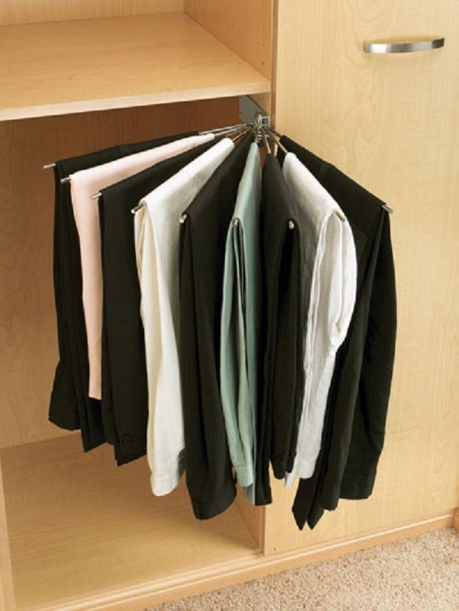 rev a shelf closet accessories fan pants