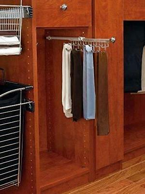 Rev-A-Shelf 14 in. Pull-Out Tie/Scarf