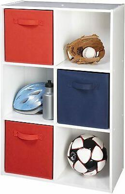 Storage Closet Systems 8996 Cubeicals Organizer