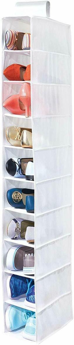 InterDesign Non-Woven Fabric Hanging Closet Storage, Childre