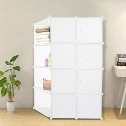 Organizer Wardrobe Closets 14x18 Depth Cubes Storage Bedroom