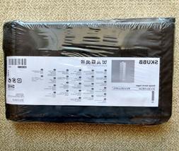 Ikea SKUBB Organizer with 9 compartments, black - NEW - unop