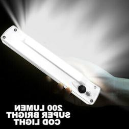 US LED Wardrobe Light Battery Operated Closet Lamp Home Kitc