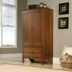 Wardrobe Armoire Storage Closet Cabinet Bedroom Furniture Wo
