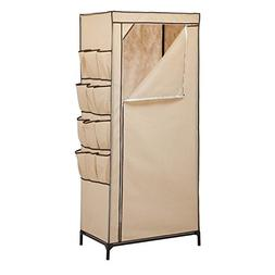 "WRD-01270 27"" Portable Cloth Storage Wardrobe"