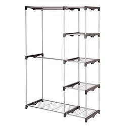 Honey-Can-Do International WRD-02124 Double Rob Freestanding